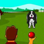 Juego para adiestrar a un perro