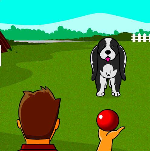 juego cuidar perro com: