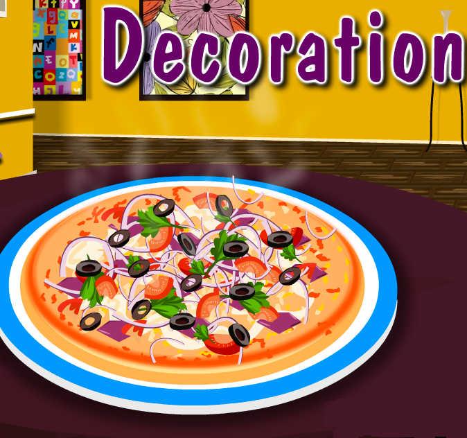 Juego De Cocinar | Juego De Cocinar Y Decoracion De Pizzas Juegos