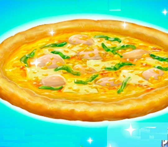 Juego De Cocinar Pizza De Mariscos Juegos