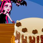 Juego de cocinar tartas Monster High