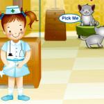 Juego de veterinaria