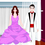 Juego con organizadora de bodas