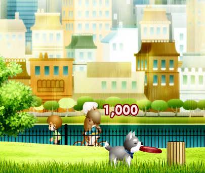 juego-perros-frisbee