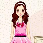 Juego de vestir a la adolescente