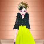 Juego de vestir la colección de Christian Lacroix