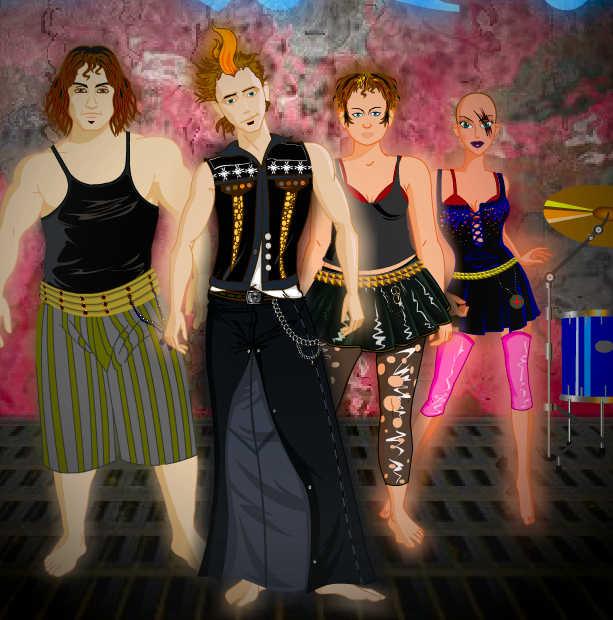 juego-vestir-estrellas-rock