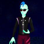 Juego de vestir a Gil de Monster High