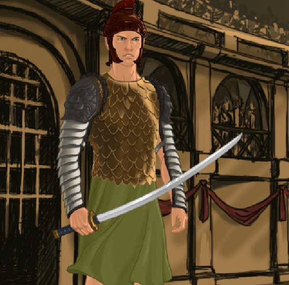 juego-vestir-guerrero