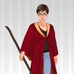 Juego de vestir a Harry Potter