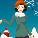 Juego de vestir para invierno