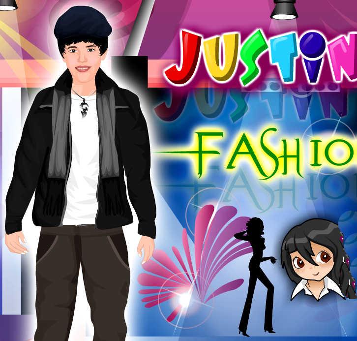 juego-vestir-moda-justin-beiber