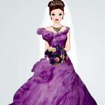 Juego de vestir novias y moda