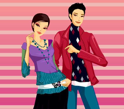 juego-vestir-parejas