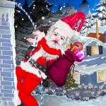 Juego de vestir a Santa