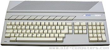 Atari 520ST ordenador