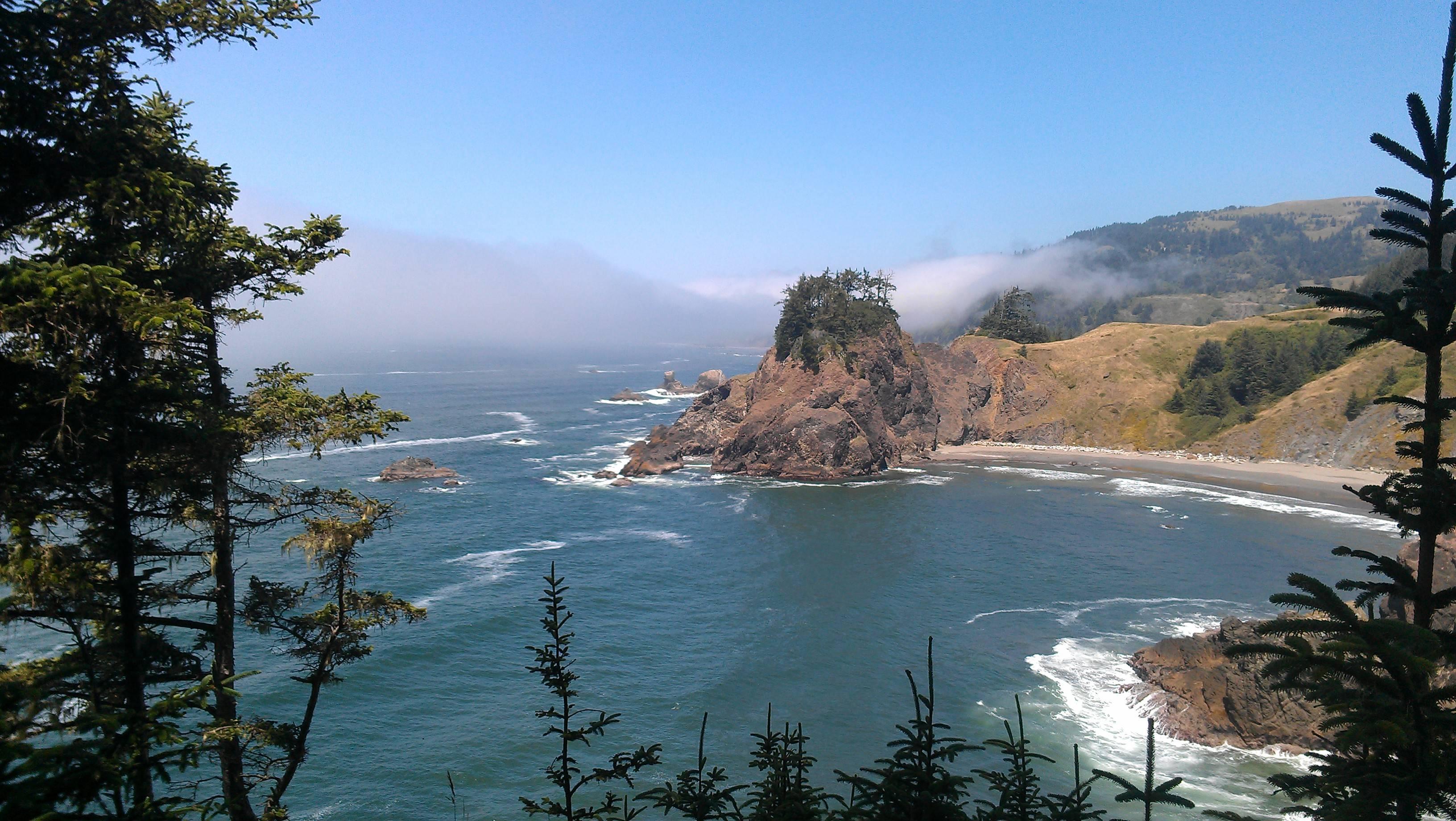 Costa Oregon Estados Unidos