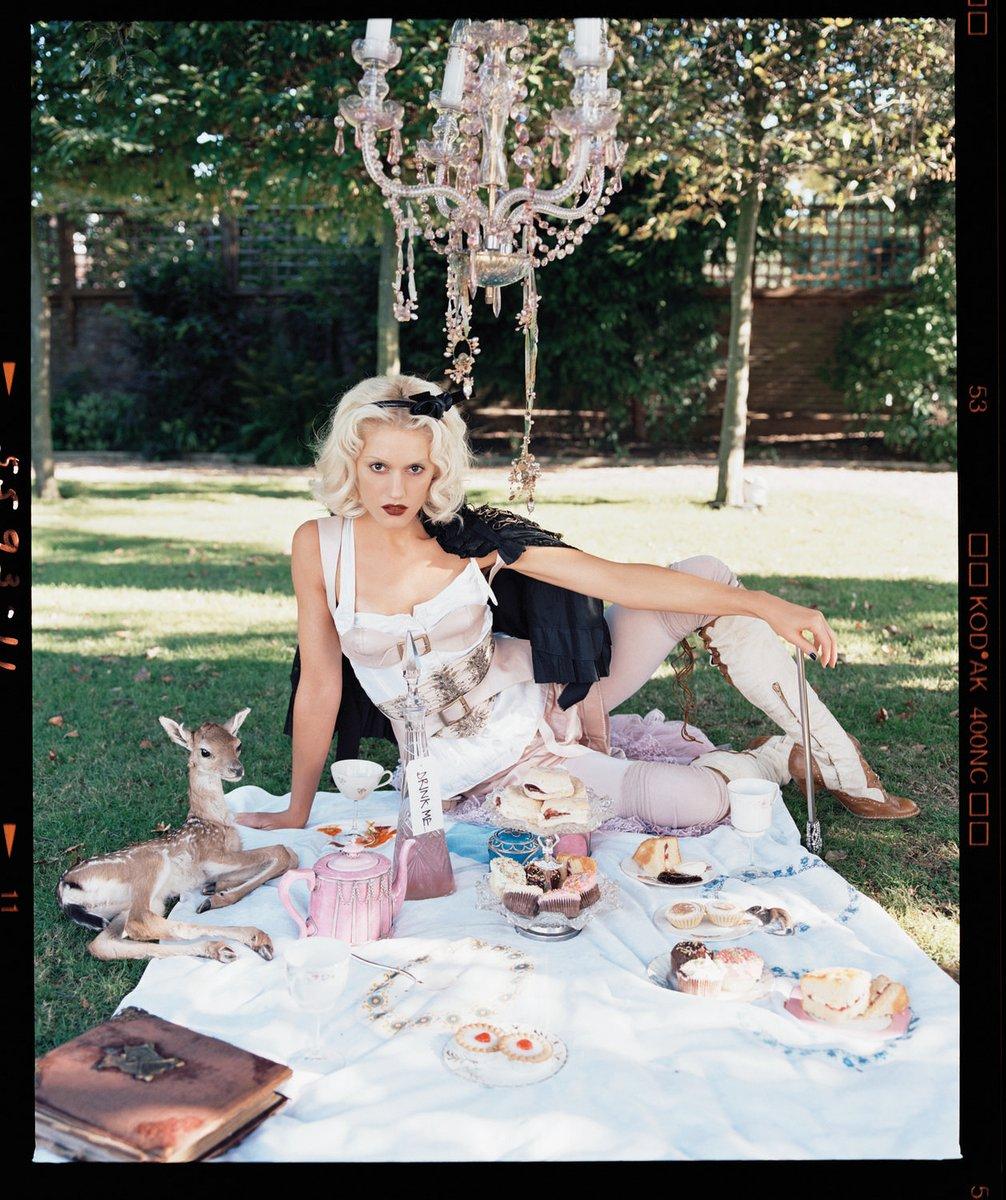 Gwen Stefani alicia pais maravillas 2