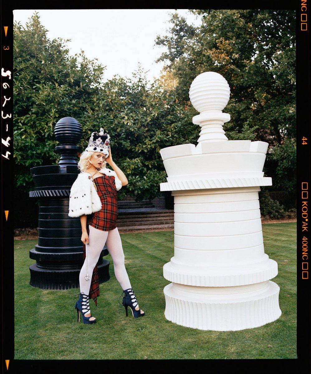 Gwen Stefani alicia pais maravillas 3
