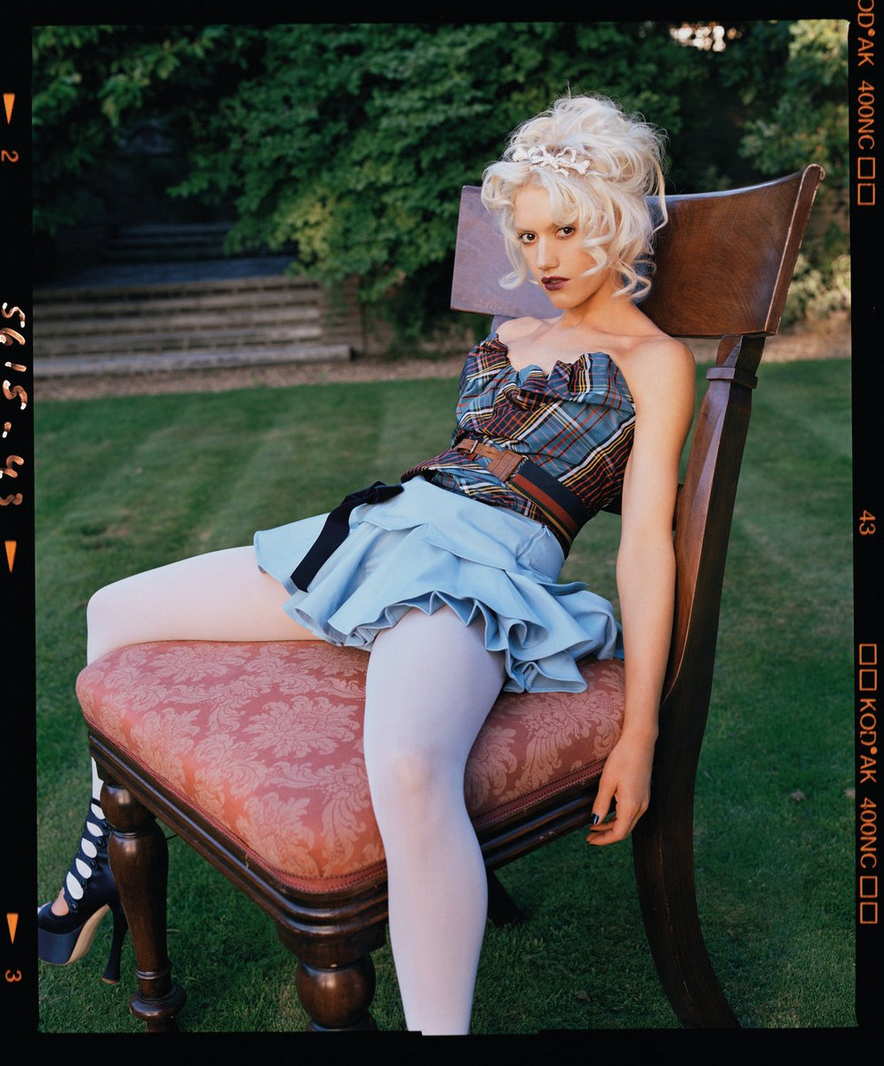 Gwen Stefani alicia pais maravillas 4