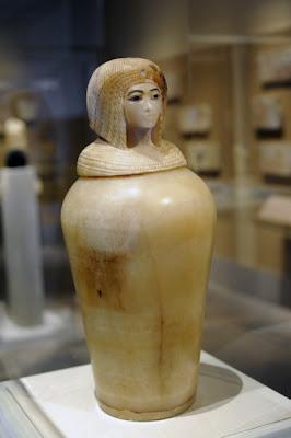 KV55 tumba vaso canopo