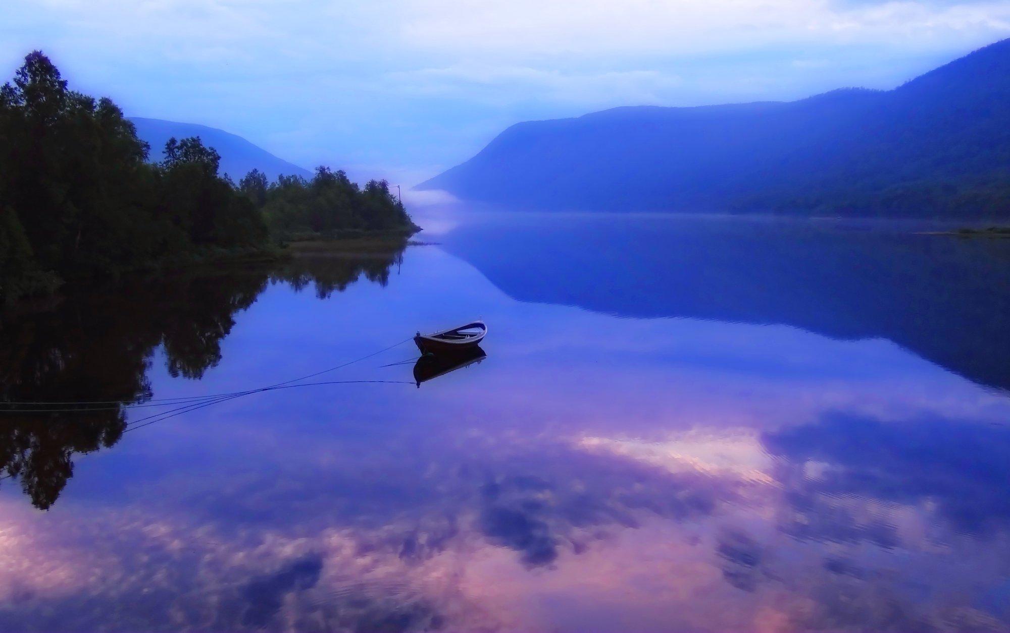 Medianoche norte Noruega