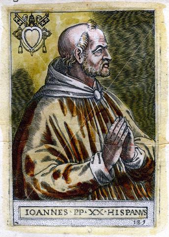 Papa Juan XXI