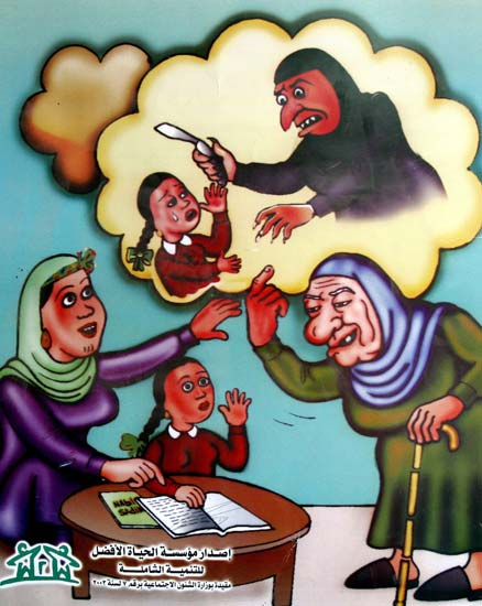 ablacion islam arabe