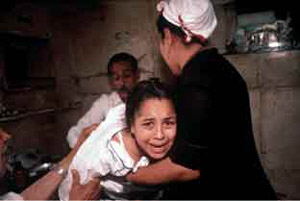 ablacion mutilacion genital chicas