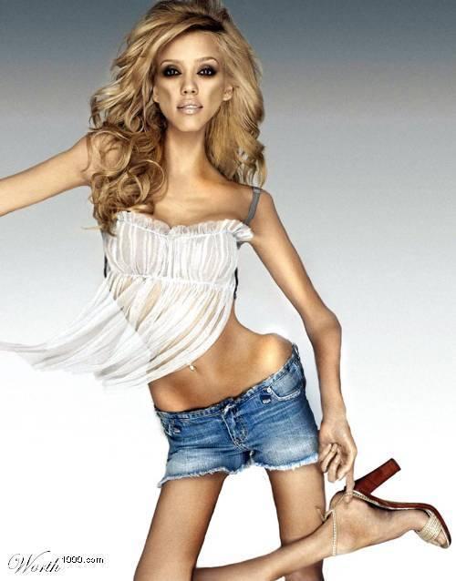 anorexia delgadez