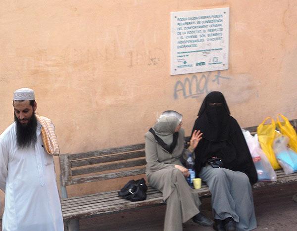 burka chador