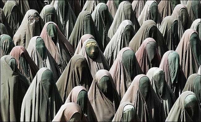 burka graduacion