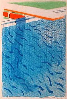 david hockney paper pools book