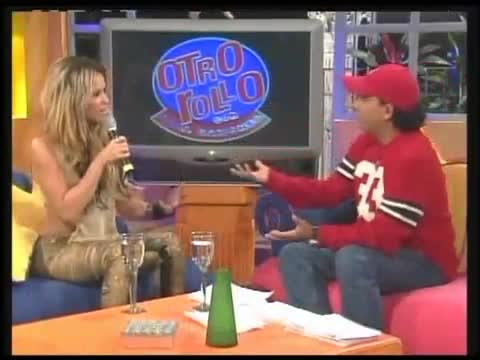 entrevista shakira otro rollo 2002