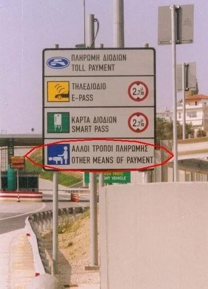 humor señal trafico