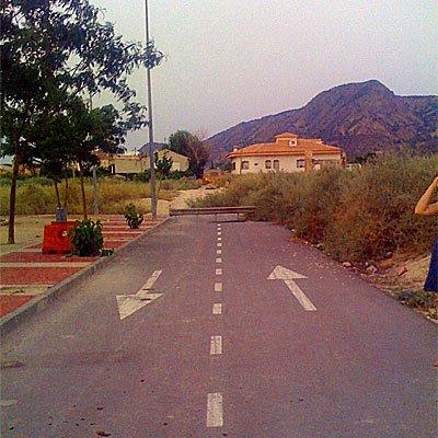 humor señalizacion carretera camino
