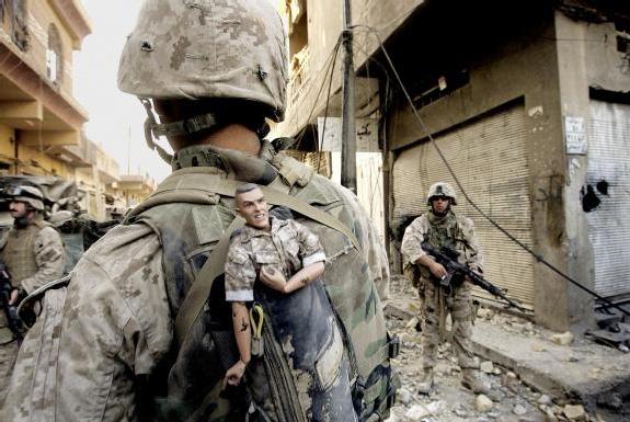 irak soldados