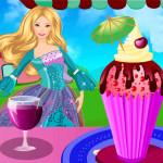 Juego de cocinar y decorar helados