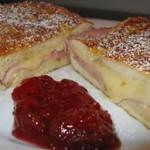 Juego de cocinar sándwich Monte Cristo