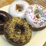 Juego para decorar donuts