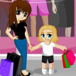 Juego de vestir ropa juvenil