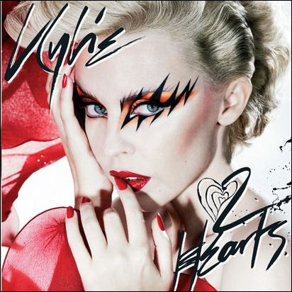 kylie minogue 2 hearts single 2007
