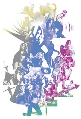 kylie minogue 2008 calendar 03