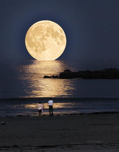 luna playa