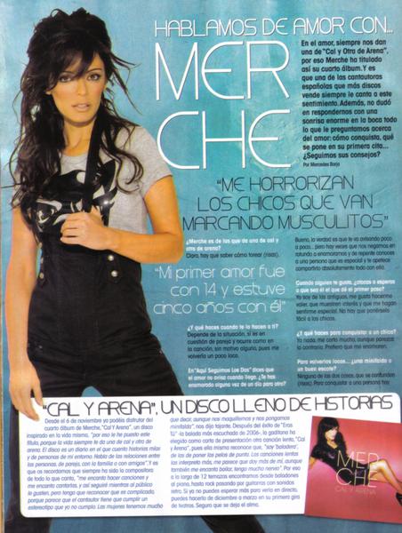 merche cal y arena entrevista top music cine 1