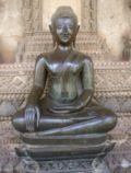 mudra bouddha bhumisparsha
