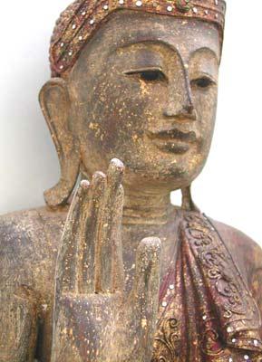 mudra budismo