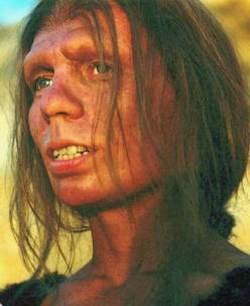 mujer neanderthal