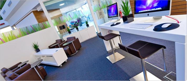 oficinas inteligentes