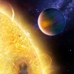 Hallan metano fuera de nuestro sistema solar